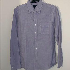 J. Crew men's Small slim fit oxford shirt